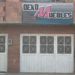 Deko Muebles en Bogotá