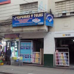 Espumas y Telas en Bogotá