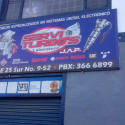 Serviturvos Jap en Bogotá