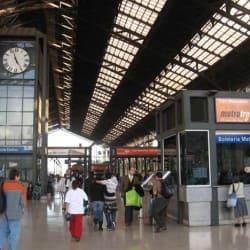 trenes metropolitanos en Santiago