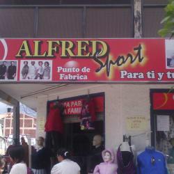 Alfred Sport en Bogotá