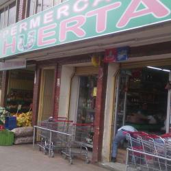 Supermercado La Huerta Carrera 5 con 13A en Bogotá