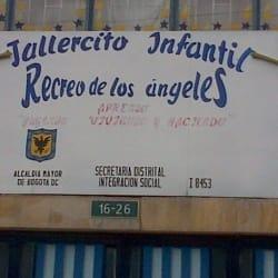 Tallercito Infantil Recreo de los Angeles en Bogotá