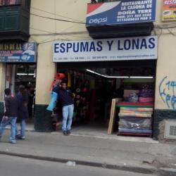 Espumas Y Lonas en Bogotá