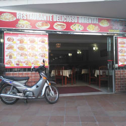 Deliciosa Oriental en Bogotá