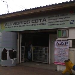 Aluvidrios Cota en Bogotá