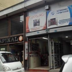 Aproing RR en Bogotá
