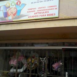 Aki Toy Articulos Usados Para Bebe en Bogotá