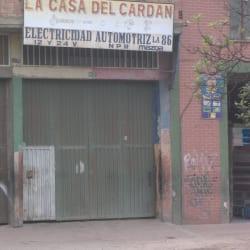 La Casa Del Cardan en Bogotá