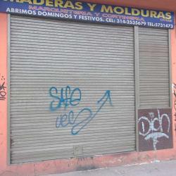 Maderas Y Molduras Oym2 en Bogotá