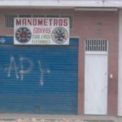 Manometros en Bogotá