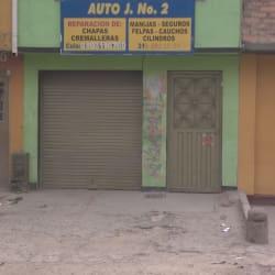 Cerrajería Auto J N 2 en Bogotá