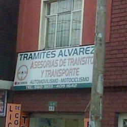 Tramites Alvares en Bogotá