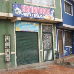Extintores Cruz en Bogotá