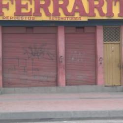 Ferrarit en Bogotá