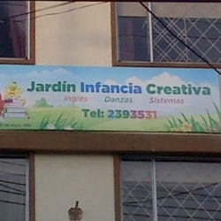 Jardín Infantil Infancia Creativa en Bogotá