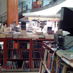 Libreria Antártica Manantial en Santiago