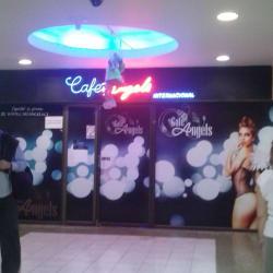 Cafe Angels en Santiago