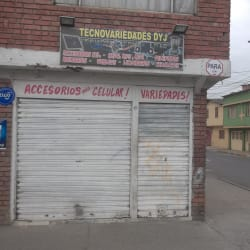 Tecnovariedades Dyj en Bogotá