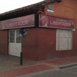 Supermercado Libertador en Bogotá