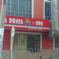 Ila Brasa de Oro en Bogotá