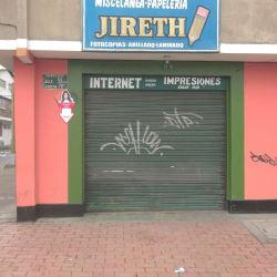 """Miscelánea Papelería  """"Jireth"""" en Bogotá"""