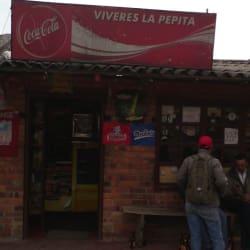 Viveres la Pepita en Bogotá