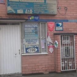 Televariedades Paty en Bogotá