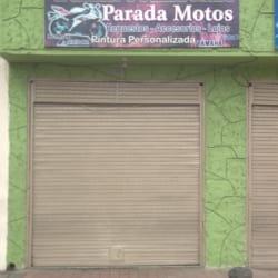"""Taller Y Almacén """"Parada De Motos"""" en Bogotá"""