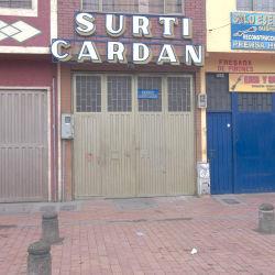 Surti Cardan en Bogotá