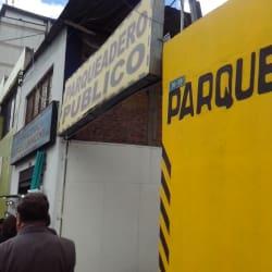 Parqueadero Publico Carrera 12  en Bogotá