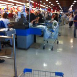 Supermercado Líder - Buenaventura en Santiago