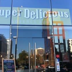 Super Delicious en Santiago