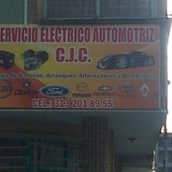 Servicio Eléctrico Automotriz C.J.C en Bogotá