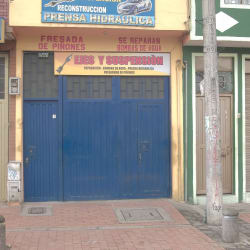 Solo Ejes Del Sur en Bogotá