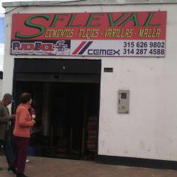 Stefval en Bogotá