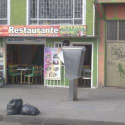 Restaurantes Fruty Jugos en Bogotá