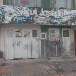 Servi Joseph en Bogotá
