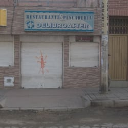 Restaurante & Pescadería Delibraste en Bogotá