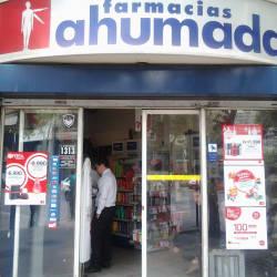 Farmacias Ahumada - Esquina Manuel Montt en Santiago