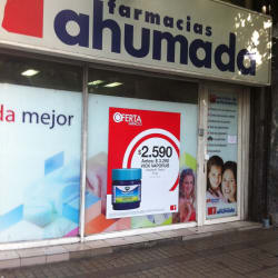 Farmacias Ahumada - Providencia / Pedro De Valdivia  en Santiago
