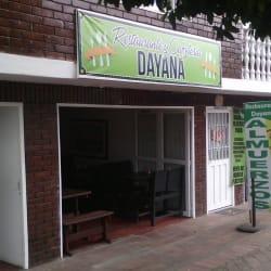 Restaurante Dayana en Bogotá