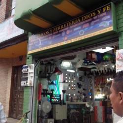 Eléctricos y Ferretería Dios y Fe en Bogotá