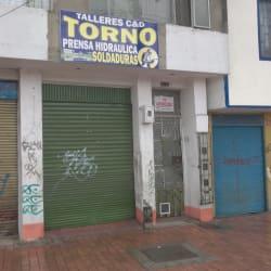 Talleres C&D en Bogotá