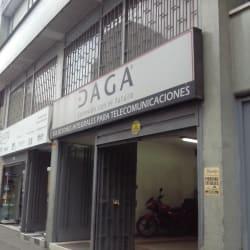 Daga en Bogotá