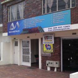 Delta Metales S.A.S en Bogotá