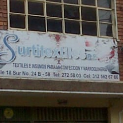 Surtitextiles D.C en Bogotá