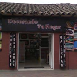 Decorando Tu Hogar en Bogotá