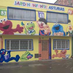 Jardín Infantil Asturias en Bogotá