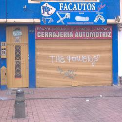 Faca Autos en Bogotá